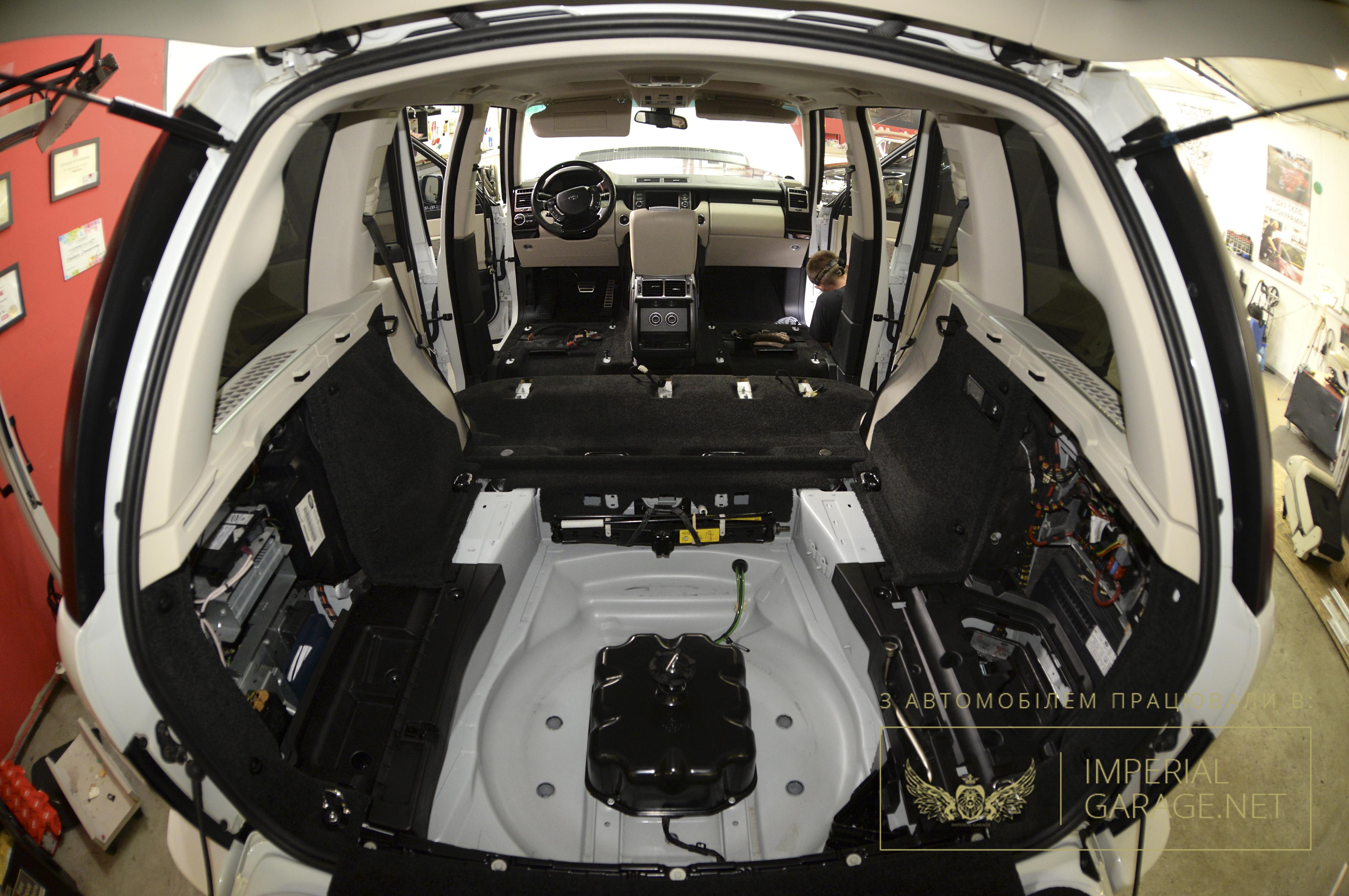 Хімчистка авто з робокою салону